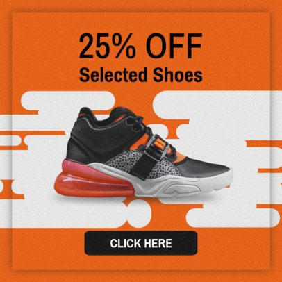 Sneakers for Sale Online Banner Maker 520a