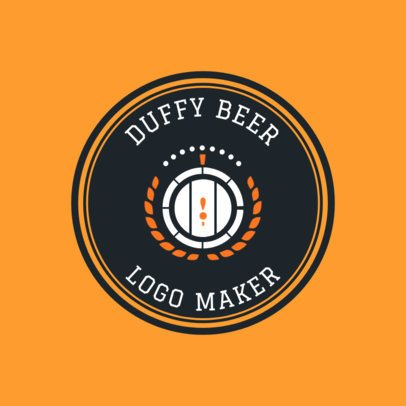 Brewery Logo Maker for Beer Brands 1655