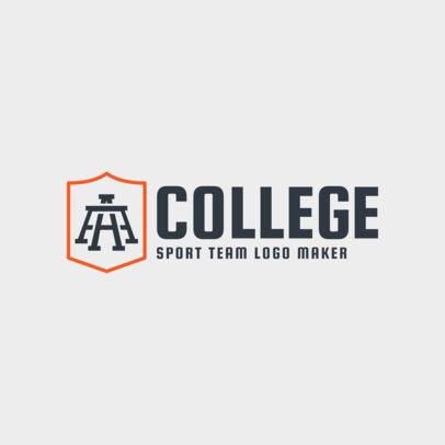 College Sports Team Logo Maker 1690