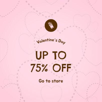 Valentine's Day Special Sale Banner Maker 1050d