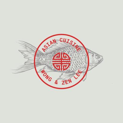 Chinese Restaurant Logo Maker 1671