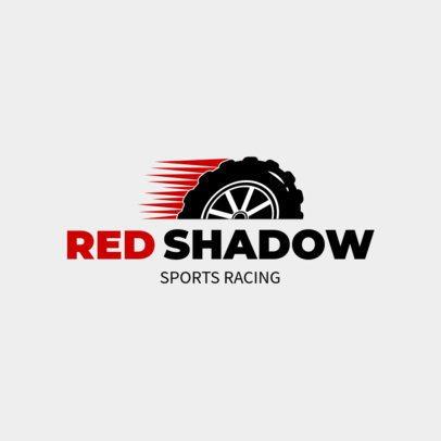 Sports Racing Logo Template 1646d