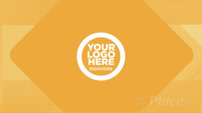 Intro Maker  for an Animated Logo Reveal with Geometric Shapes 997 215c