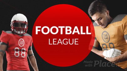 Slideshow Maker for a Fantasy Football League Competition Video 1101