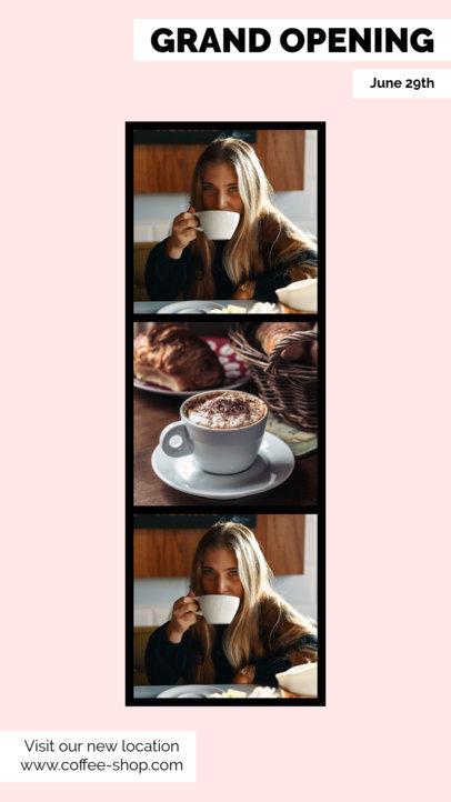 Instagram Story Maker with Framed Images 944