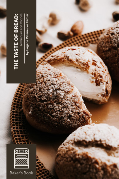 Bakery Recipes Book Cover Maker 911a