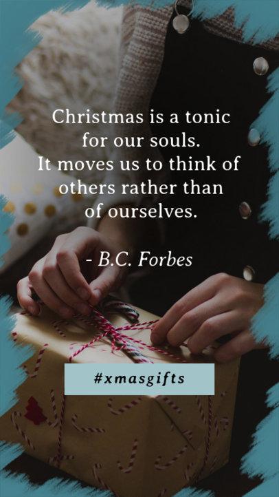Christmas Instagram Story Generator 995e