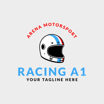 Racing Logo Maker 1647