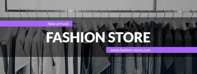 Facebook Cover Maker for Fashion Stores 1085