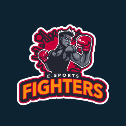 eSports Logo Maker for Fighting Games 1746