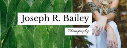 Facebook Cover Template for a Photography Page 1084a