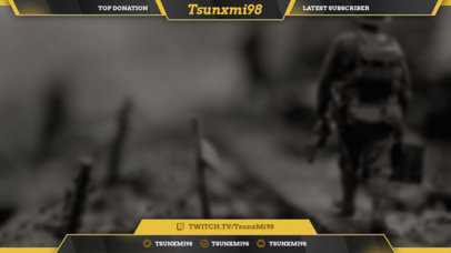 Twitch Overlay Maker for Stealth Games 1065b