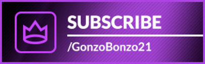 Subscribe Twitch Panel Maker with Modern Icon 1109