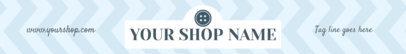 Simple Etsy Shop Banner Maker 1116