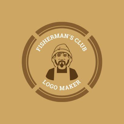 Logo Generator for a Fishermen's Club 1796b