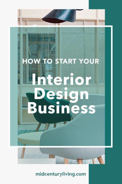 Pinterest Pin Maker for an Interior Designer 1123