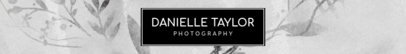 Etsy Shop Banner Maker for a Photography Shop 1114c