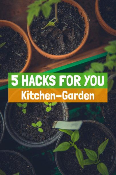 Pinterest Pin Maker for Garden Bloggers 1122b