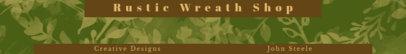 Floral Etsy Shop Banner Creator 1115d