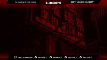 Cool Twitch Overlay Maker for Twitch Accounts 1070e