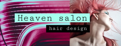 Facebook Cover Creator for a Hair Salon Page 1084d