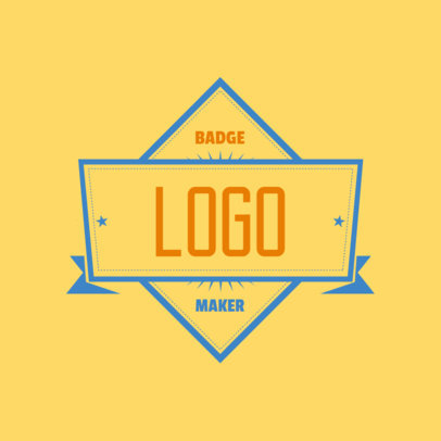 Online Logo Maker with Badges 1783e