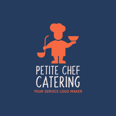 Cool Catering Logo Maker