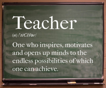 Inspiring T-Shirt Design Template for Teachers 30f