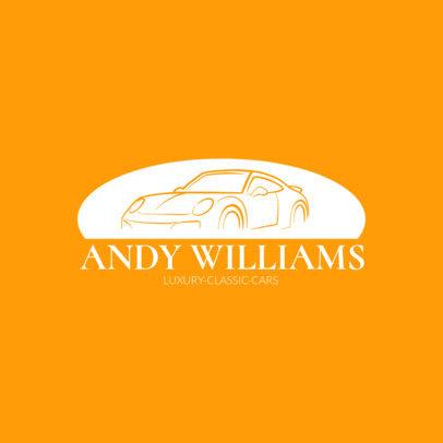 Logo Template for Luxury Car Dealership 1406c