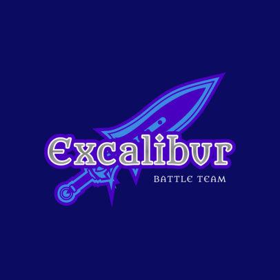 RPG Team Logo Maker with Royal Battle Graphics 1868