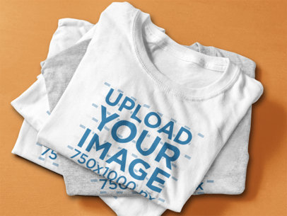 Transparent T-Shirt Mockups