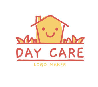Adorable Day Care Logo Maker 1927