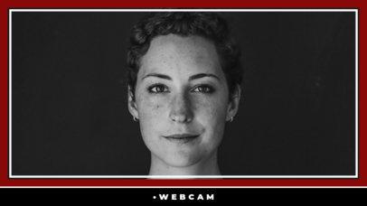 Twitch Stream OBS Webcam Frame Maker 1202e
