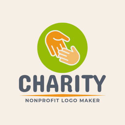 Charity Logo Maker 1507a