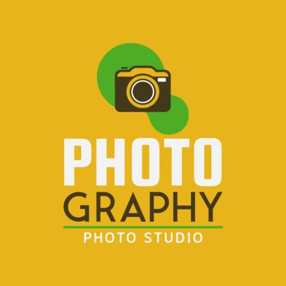 Photo Studio Logo Maker 1439a