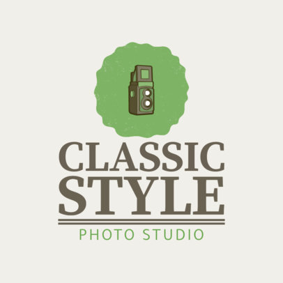 Photographer Logo Maker | Online Logo Maker | Placeit