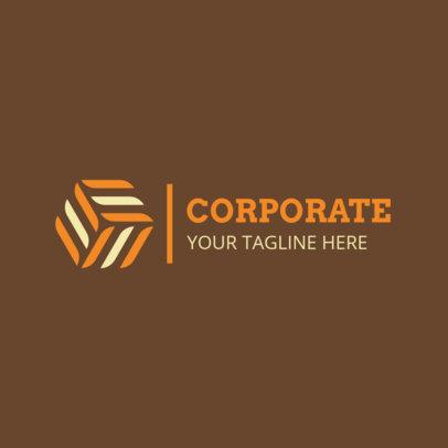 Corporate Logo Design Maker 1517b