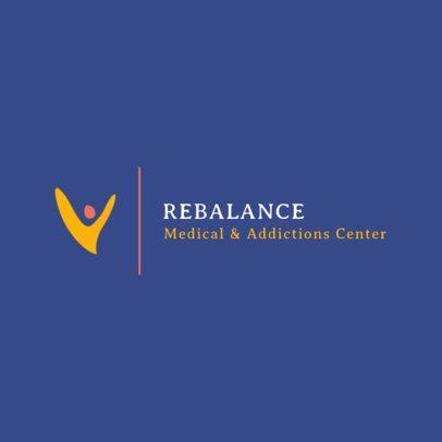 Logo Creator for Rehab Centers 1504d