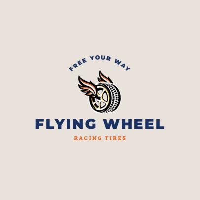 Racing Logo Design Maker 1647d