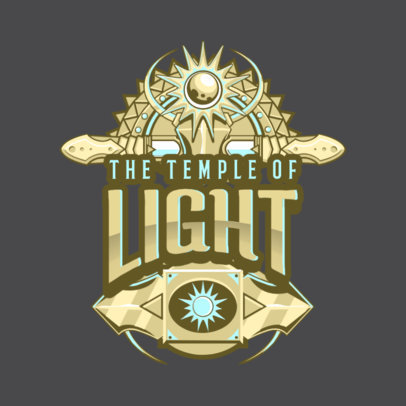 Fantastic RPG Logo Maker with Bright Graphics 1878a