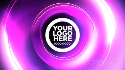 Abstract and Colorful Logo Reveal Video Maker 1517