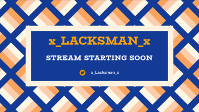 Stream Overlay Maker for New Twitch Live Streams 1219d
