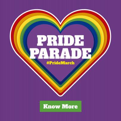 LGTBQ Pride Ad Maker 1295
