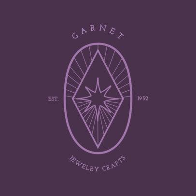 Trendy Jewelry Store Logo Generator 2193b