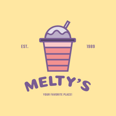 Online Logo Maker for a Soda Shop 1248d