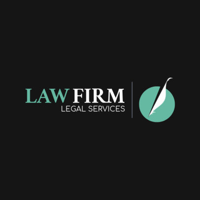 Law Firm Logo Generator 1852a