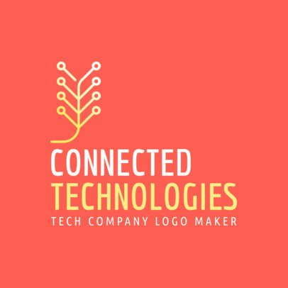 Logo Generator for a Contemporary Tech Company 2173b
