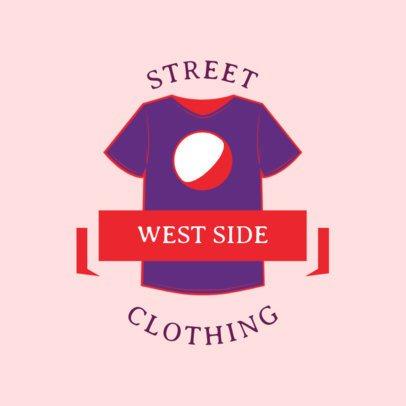 Street Apparel Logo Maker 2204c
