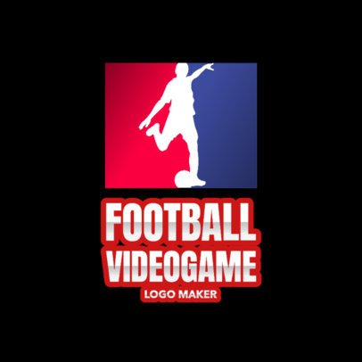 eSports Logo Maker for Football Soccer Games 1874