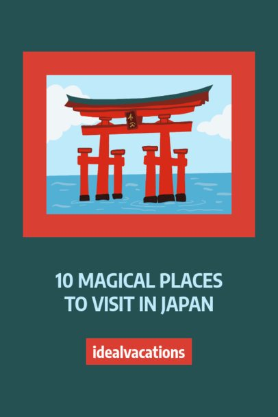 Cool Pinterest Pin Template for Travel Tips 1126e